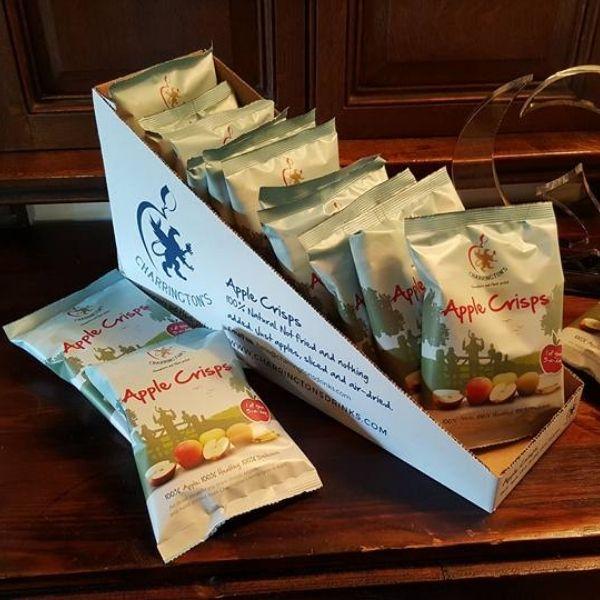 Apple Crisp Box - Charrington's Drinks