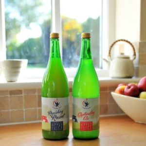 Ravishing Russet & Captivating Cox Apple Juice Bottles - Charrington's Drinks