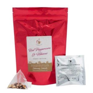 Charrington's Drinks Mulling pyramid bags for mulling Cider & Apple Juice