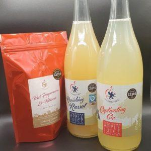 Charringtons mulled apple juice