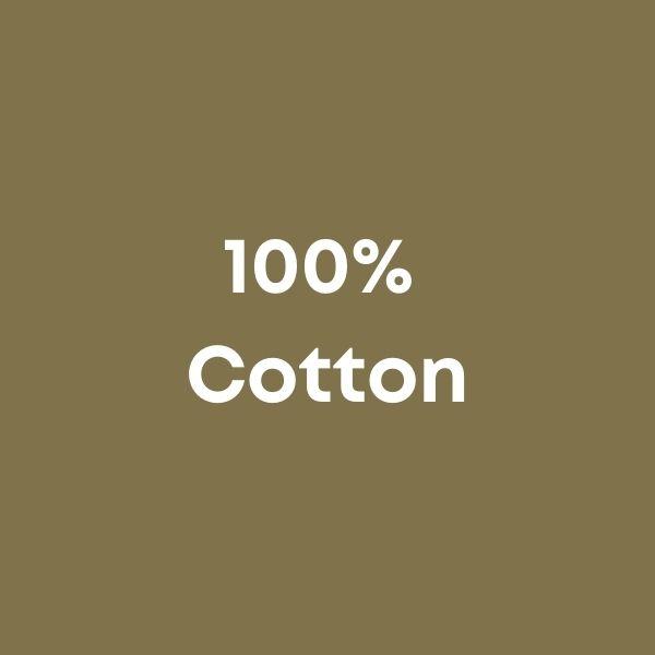 Cap 100% Cotton