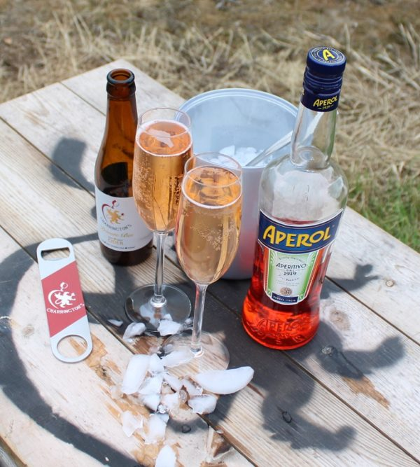 Aperol Britz - Charrington's Drinks