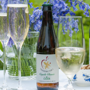 Cryals Classic Sparkling Cider Outdoors - Charrington's Drinks