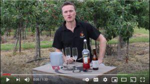 Aperol Britz Cocktail Video