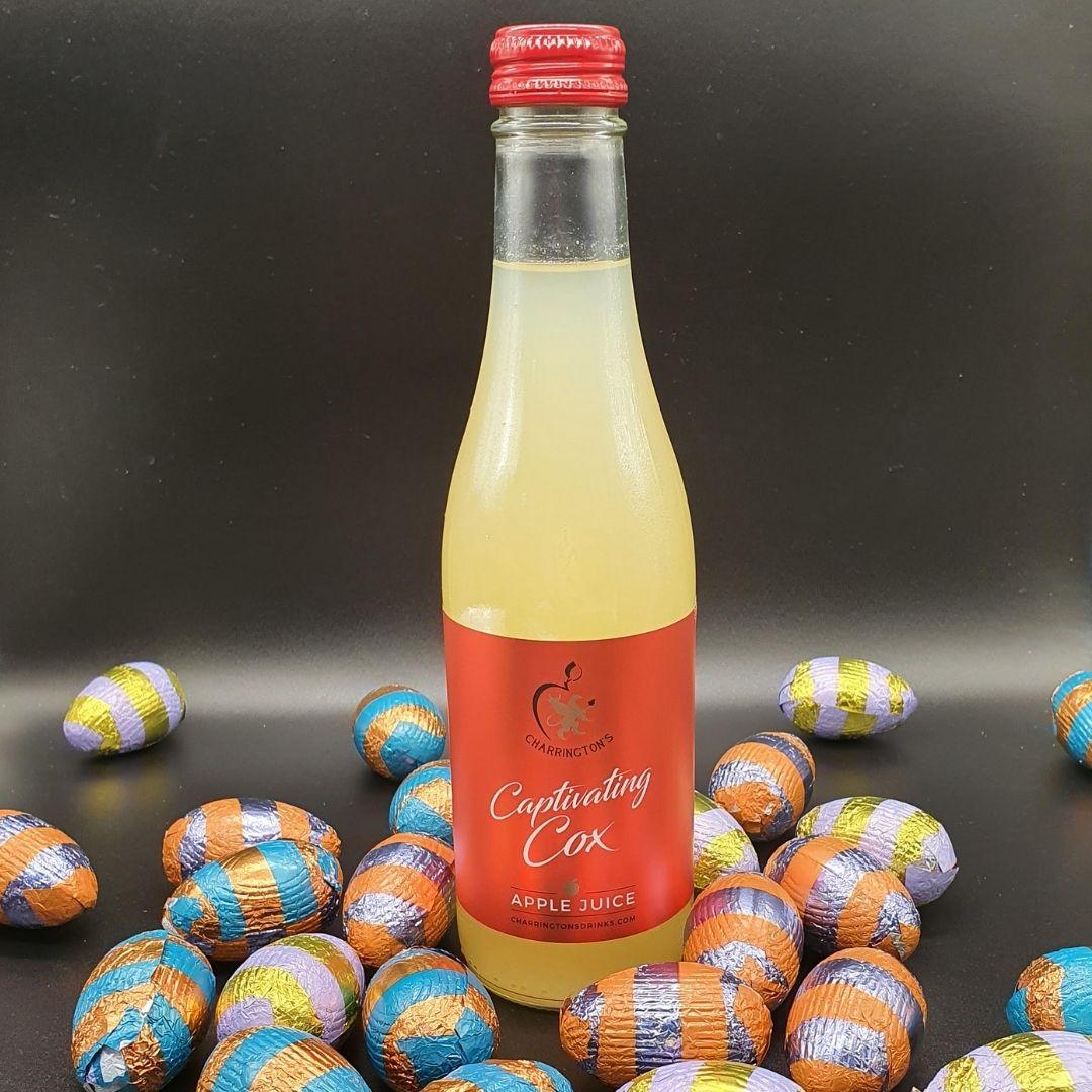 Charrington's Captivating Cox & Mini Easter Eggs